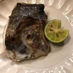和洋酒菜 ひで - 太刀魚塩焼き