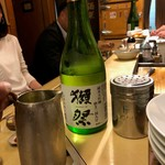 和洋酒菜 ひで - 獺祭
