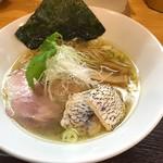 麺屋 希楽夢 - 鯛と鶏の塩そば