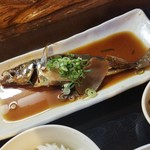 Hashitsu - 甘辛な煮付けでしっかりと味が入っていました