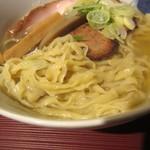 麺 みつヰ - 手もみ麺