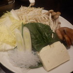 北海道しゃぶしゃぶ ポッケ - お野菜 スターター