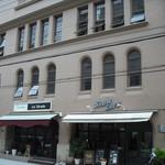 SlowCafe - 福島、莫大小(メリヤス)会館にあり