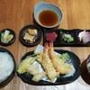 四季料理 海山 - 料理写真:天麩羅定食(1000円)