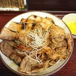 86713550 - 豚丼 竹(単品) 680円
