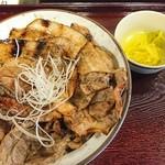 86713552 - 豚丼 竹(単品) 680円