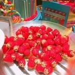 86715945 - 苺の種類は紅ほっぺ