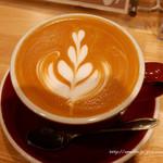 サザコーヒー - 将軍ラテ