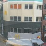 マクドナルド - 建物です。