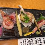 8672027 - お造り■旬鮮魚介おまかせ