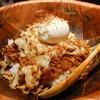 ケニック カレー - 料理写真:ケニックカレー+炙りチーズ+半熟たまご 1100円