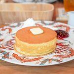 ムレスナ ティーハウス - 料理写真:究極のホットケーキ