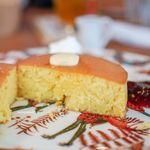 ムレスナ ティーハウス - 究極のホットケーキ