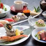 旭鮨総本店 - 夏の恵み膳