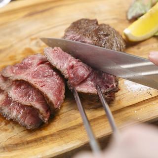赤城牛熟成肉