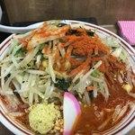 トナリ - 辛激タンメン4辛 大盛 ¥950