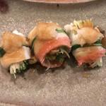 86728074 - キンメ鯛水菜むし