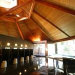 レストラン ラ・フォンテーヌ - 展望風呂「八角堂」