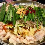 大国ホルモン - モツ鍋(チゲスープ)