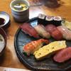 旭鮨 - 料理写真:にぎりランチ\1080