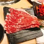 焼肉・すき焼き 純 - 和牛焼すき(税別1,380円)