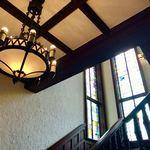 ラ・メゾン・キオイ - ブティック向かいの階段