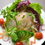 味處おがわ - 料理写真:ときめきサラダ