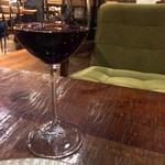 86736357 - グラス赤ワイン