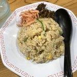 博多三氣 - 辛子高菜と紅生姜