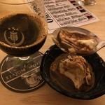 タイタンズ クラフトビアタップルーム&ボトルショップ - オムニポロ スタウトのアフォガート