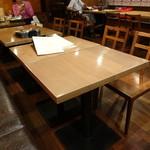 shimokitazawanikubarubon - ☆テーブル席(*^_^*)☆