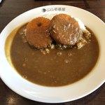 CoCo壱番屋 - 料理写真:クリームコロッケカレー  300g 辛さノーマル