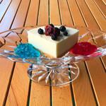 海援隊 - レアチーズケーキ