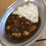 カレーのチカラ - 料理写真:シーフードカレー 720円