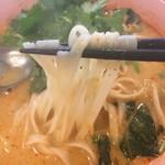 東桜パクチー - 米粉麺