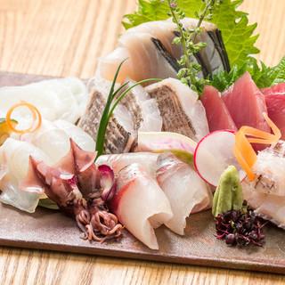 瀬戸内の渦で揉まれた鮮魚をお届け◎今-旬-の美味しさを体感。
