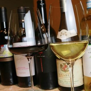 【イタリアのワインが豊富】お客様に合ったものをご用意★