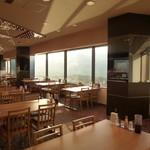 妙義グリーンホテル&テラス - 最上階レストラン「飛行船」