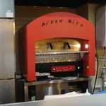 パスタ&ピッツァ デルパパ - ピザ窯は電気式