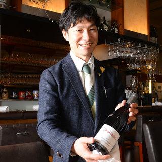 シニアソムリエ厳選希少ドイツワインGlass880円~ご用意