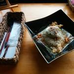 ホーリーカフェアンドヤマオクバー - 料理写真: