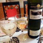 サンサール - このインドのワインがCP良くて結構美味いんです★辛口の白が好み