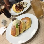 幸せのパンケーキ 船橋店 - 幸せのパンケーキ(^∇^)