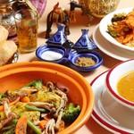 モロッコ料理 LA FETE - メイン写真: