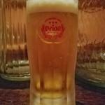 コトノハ・mog-mog食堂 - オリオン生ビール
