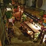 コトノハ・mog-mog食堂 - 店舗入口
