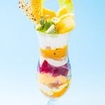 レストラン潮幸 - 夏のパフェ ※写真はイメージです