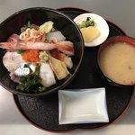 86753654 - 海鮮丼