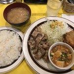 キッチンABC - 日替定食 780円 (税込)