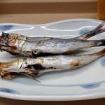 家庭料理 小川 - いわし若干